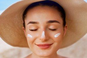 על עור אדמומי ובחירה נכונה של מסנני קרינה
